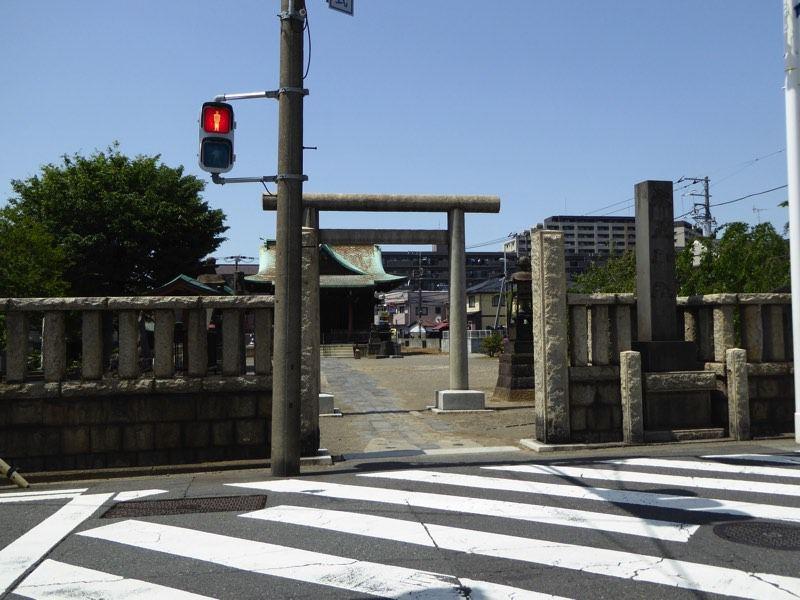 横浜熊野神社