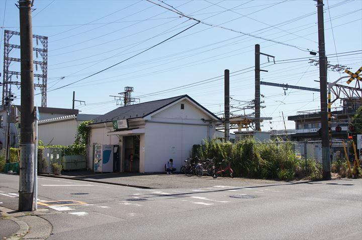 JR鶴見線 安善駅