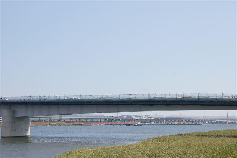 多摩川スカイブリッジ