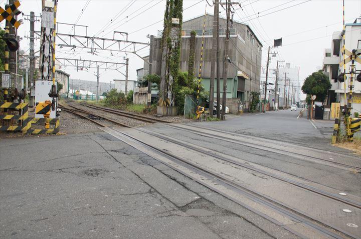 扇町駅周辺