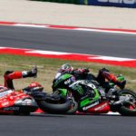 17 WSB R7 ミサノ Race1 サイクスが勝利