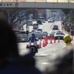 箱根駅伝を観に行ってみました