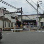 八丁畷駅周辺を歩いてみました
