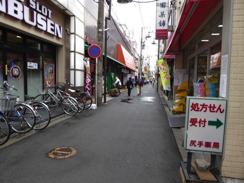尻手駅商店街