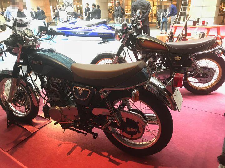 Yamaha Design Exhibition 2018