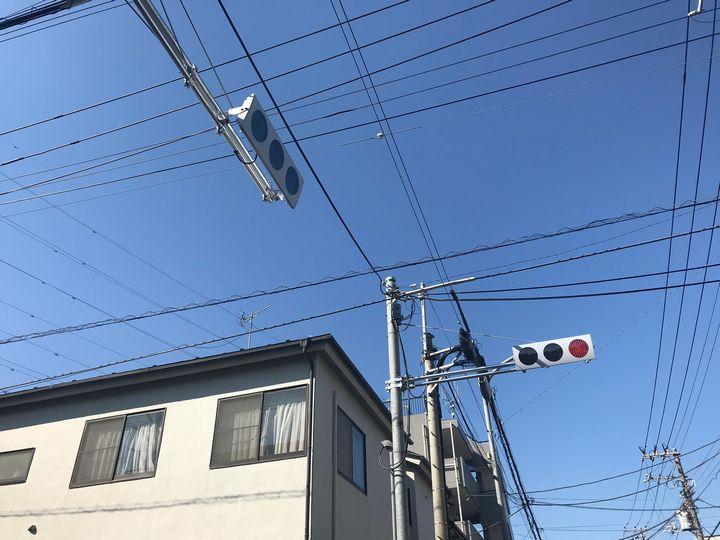 薄型信号機