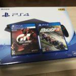 今頃 PS4 を買いました!